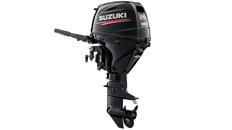 Suzuki DF 25 ARS/ARL