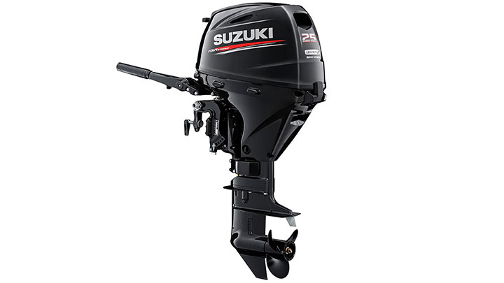 Suzuki DF 25 AS/AL: Suzuki Sommarkampanj 2018
