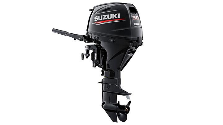 Suzuki DF 30 ATHL: Sommarkampanj Suzuki