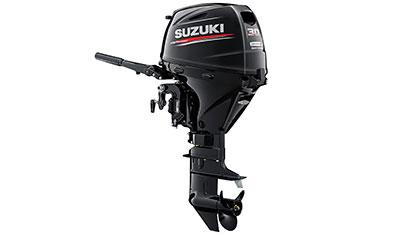 Suzuki DF 30 ATS/ATL: Suzuki vårkampanj