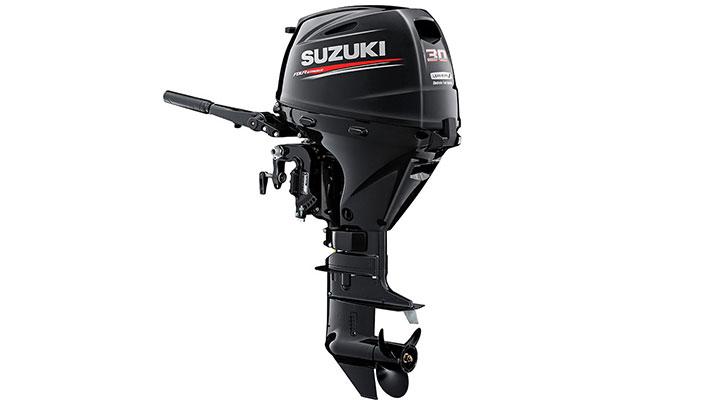 Suzuki DF 30 ATS/ATL: Vårkampanj Suzuki