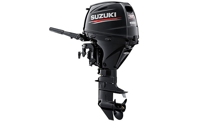Suzuki DF 30 ATS/ATL