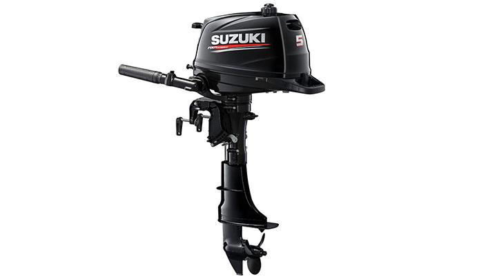 Suzuki DF 5 AS/AL: Sommarkampanj Suzuki