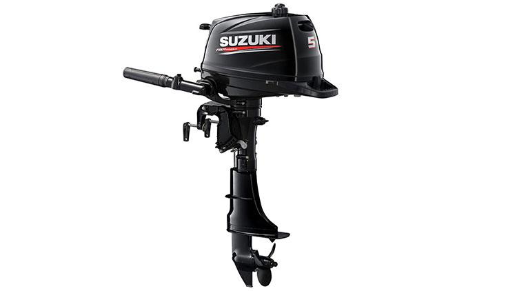 Suzuki DF 5 AS/AL