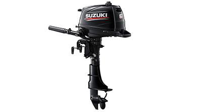 Suzuki DF 6 AS/AL