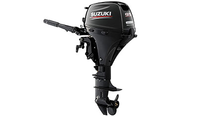 Suzuki DF 9.9 BS/BL: Suzuki vårkampanj