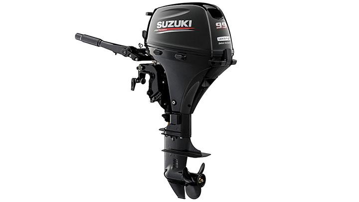 Suzuki DF 9.9 BS/BL: Vårkampanj Suzuki