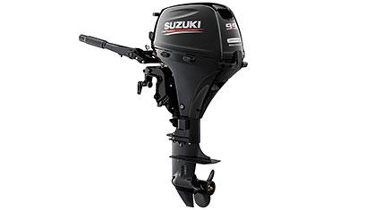 Suzuki DF 9.9 BTL: Suzuki vårkampanj
